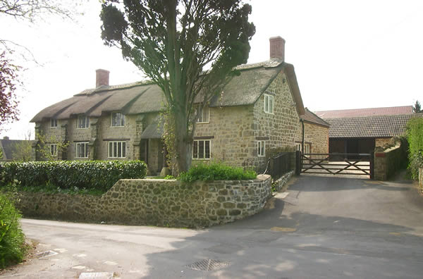 A Listed Farmhouse in Ilton Somerset. Extension, alteration and improvement works to dwellinghouse & garaging
